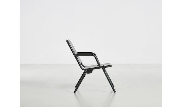 Woud - Ray Lounge Stuhl - Charcoal black - 3
