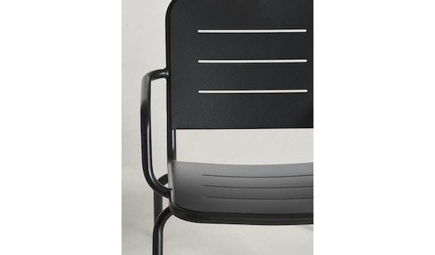 Woud - Ray Lounge Stuhl - Charcoal black - 4