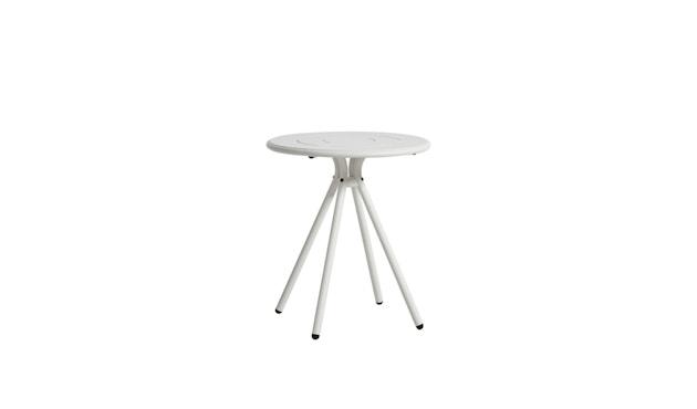 Woud - Ray Round Café Tisch - White - 1