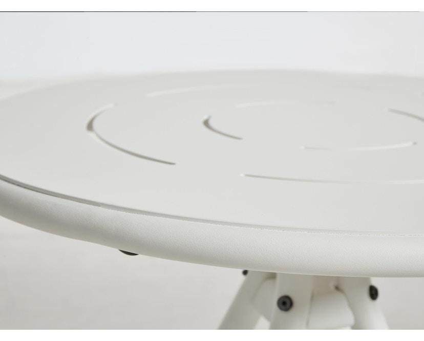Woud - Ray Round Café Tisch - White - 2