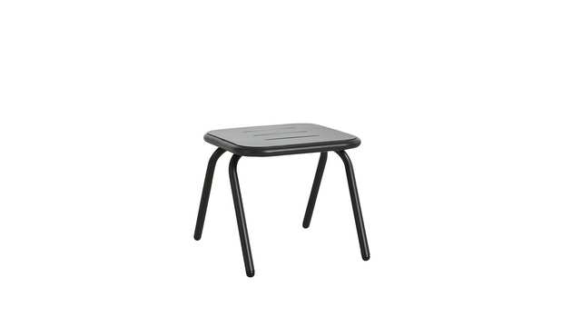 Woud - Ray Lounge Tisch - Charcoal black - 1