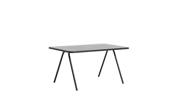 Woud - Ray Dining Tisch - Charcoal black - 1