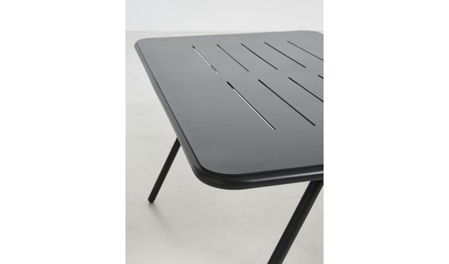 Woud - Ray Dining Tisch - Charcoal black - 2