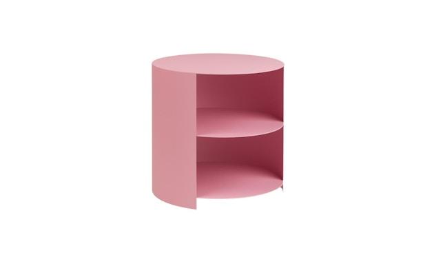 Hide Beistelltisch - rosa - niedrig_Hem_Karoline Fesser