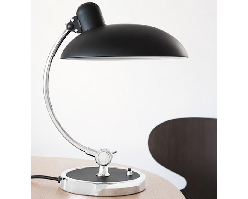 Fritz Hansen - Kaiser Idell 6631-T - noir mat - 13