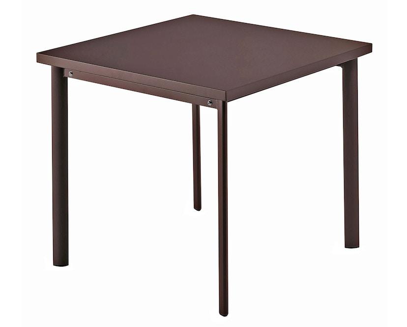 Emu - Star tafel - roestkleurig - 70 x 70 cm - 6
