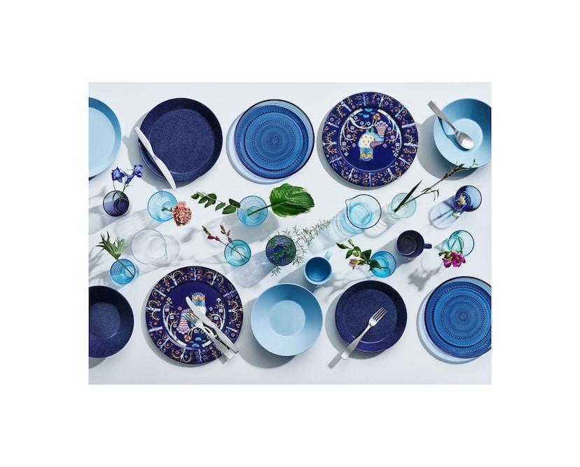 Iittala - Taika Teller, 30cm - blau - 3