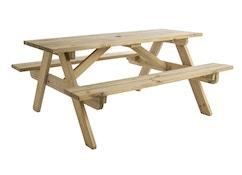 Pine Woburn Picknicktisch
