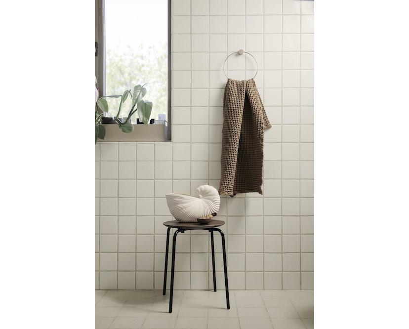 Runder Handtuchhalter