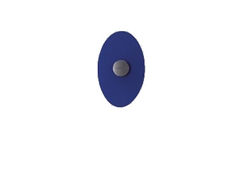 Foscarini - Bit 2 Wandleuchte Blau - 1