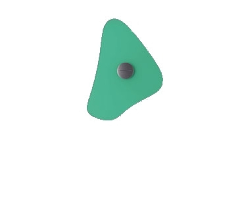 Foscarini - Bit 4 Wandleuchte Grün - 1
