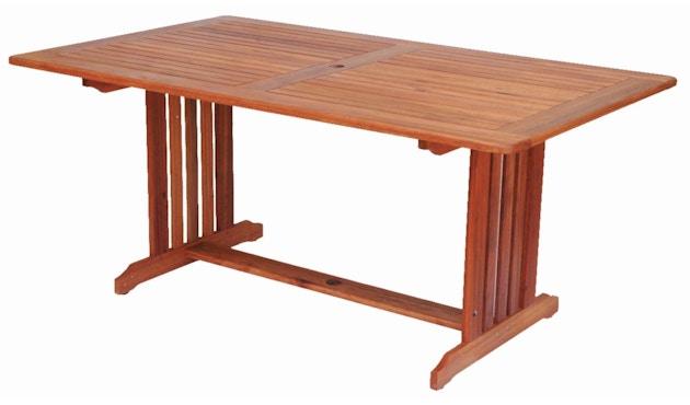 Alexander Rose - Cornis Tisch rechteckig - 2