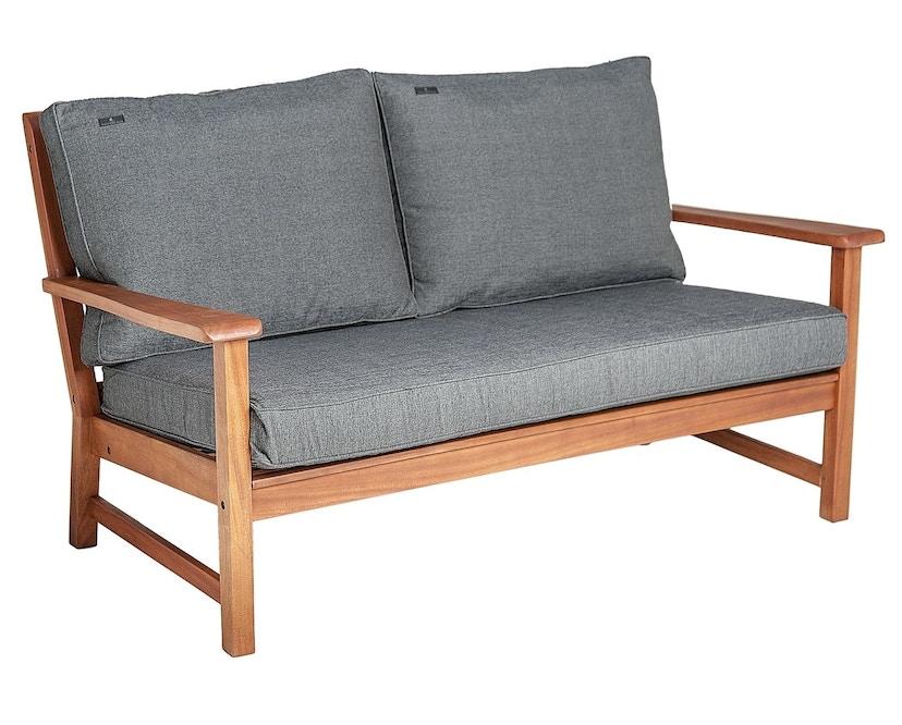 Alexander Rose - Cornis Broadfield Sofa - Charcoal - 2