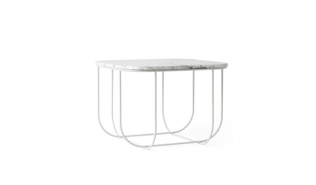 Menu - Cage Tisch - white/white - 1