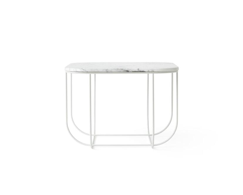 Menu - Cage Tisch - white/white - 2