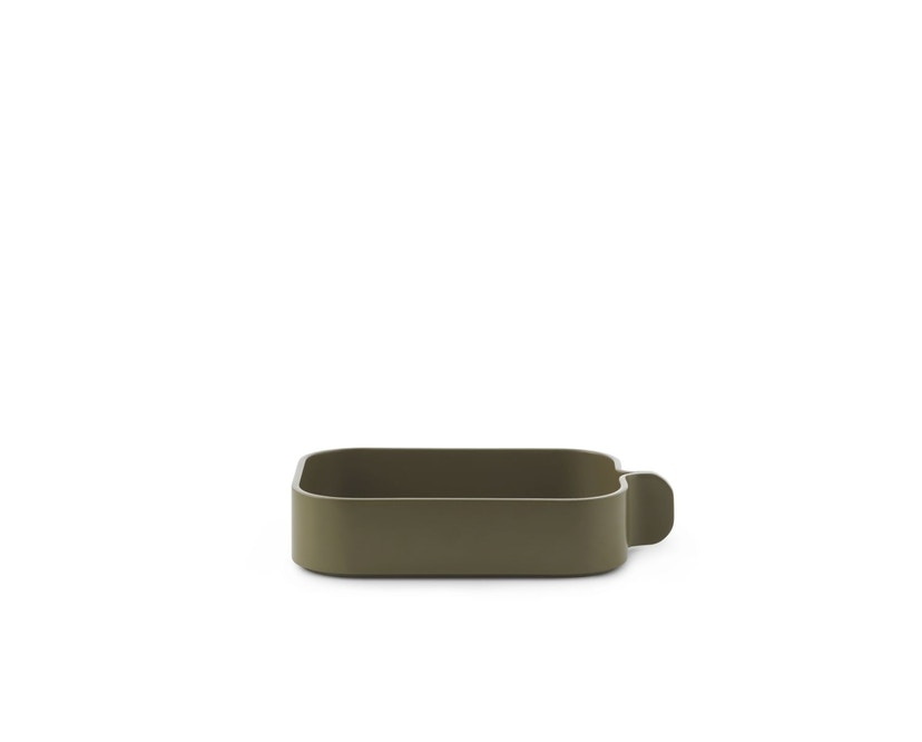 Normann Copenhagen - Bent Box - elm green - 1