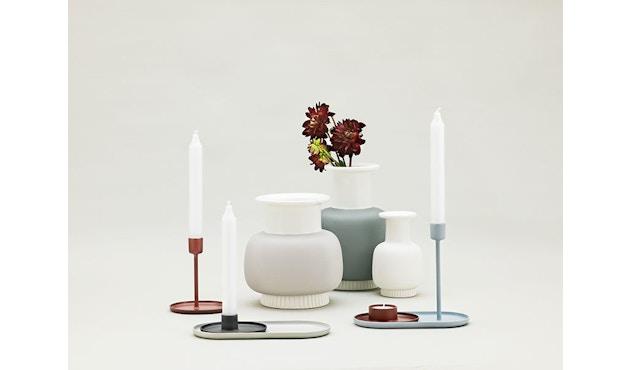 Normann Copenhagen - Folk Kerzenständer - grau - 8