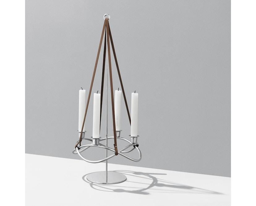 Georg Jensen - Season Aufsatz für Kerzenhalter - 2