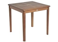 Alexander Rose - Table carrée Cornis 80 cm - 3