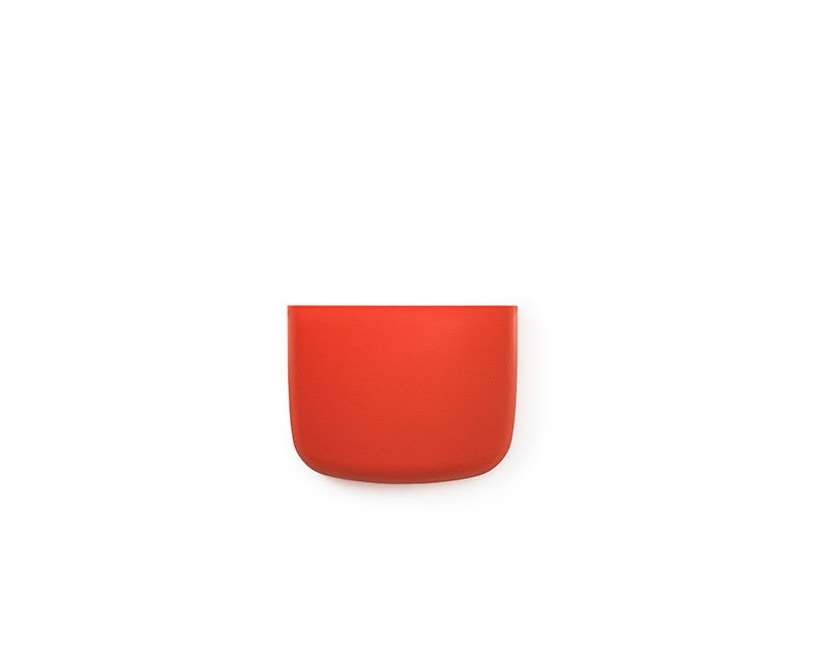 Normann Copenhagen - Pocket Wandaufbewahrung 2 - orange - 6