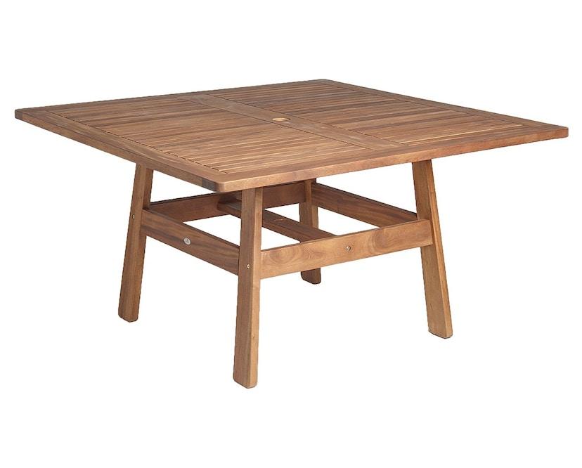 Alexander Rose - Cornis Tisch quadratisch 135 cm - 1