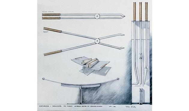 Conmoto - PETER MALY Kaminbesteck - 4