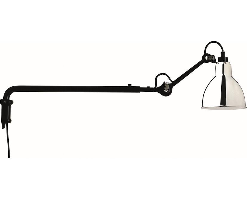 DCW éditions - LAMPE GRAS N°203 Wandleuchte  - chrom - rund - 1
