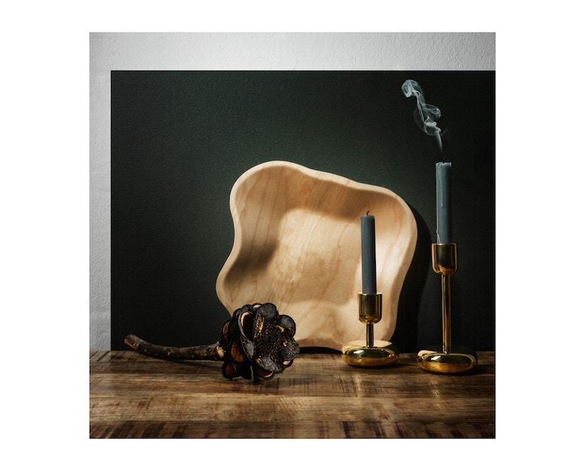 Iittala - Alvar Aalto Schale Sperrholz 3x35,6cm- beige - 2