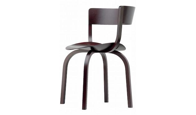 Thonet - 404 F stoel - geazureerd gebeitst - 0