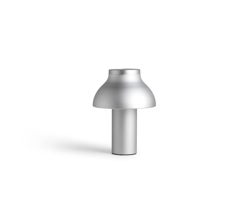 HAY - PC Table Tischleuchte - Aluminium eloxiert - S - 1