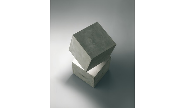 Vibia - Break Outdoor Stehleuchte - Mittel - betongrau - 6