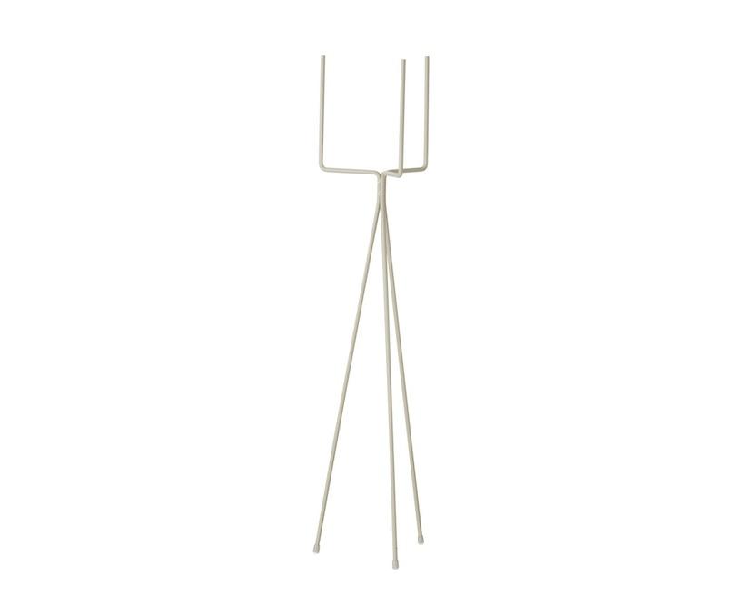 ferm LIVING - Plant Stand Pflanzenhalter - Light Grey - Hoch - 1