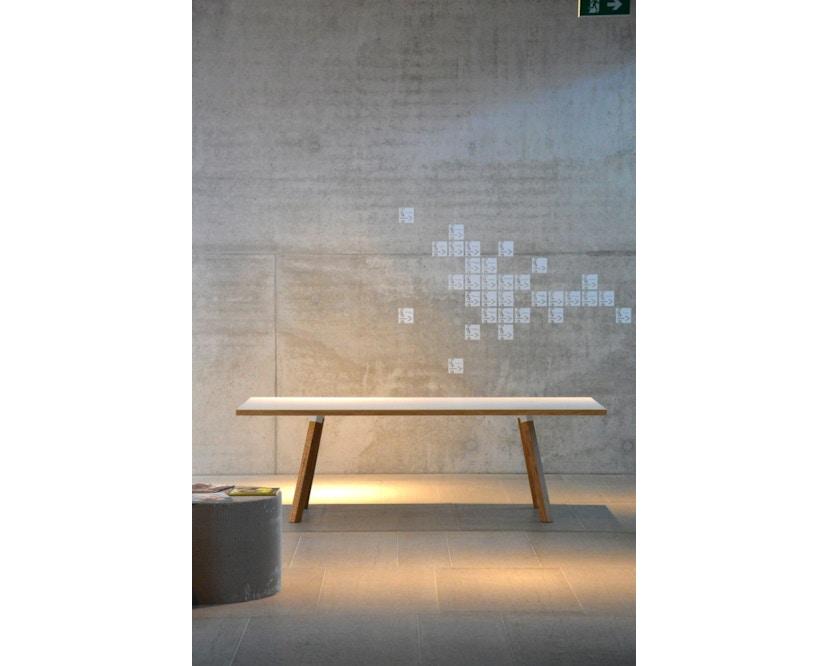 Jan Kurtz - Artwork Tisch - Eiche - 180x100 - 3