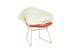 Bertoia Diamond Sessel