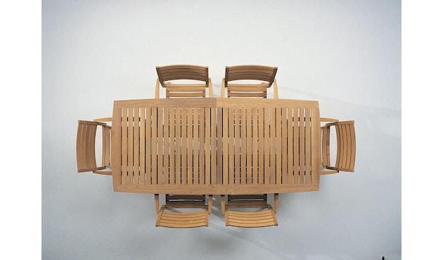 Skagerak - Ballare Tisch - Tischplatte ohne Gummifugen - 1