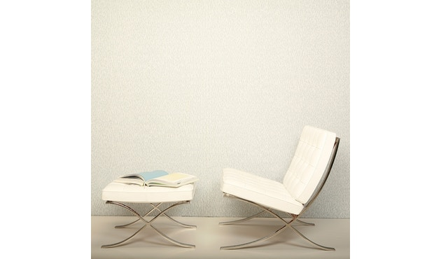Knoll International - Mies van der Rohe Barcelona Ottoman - 1
