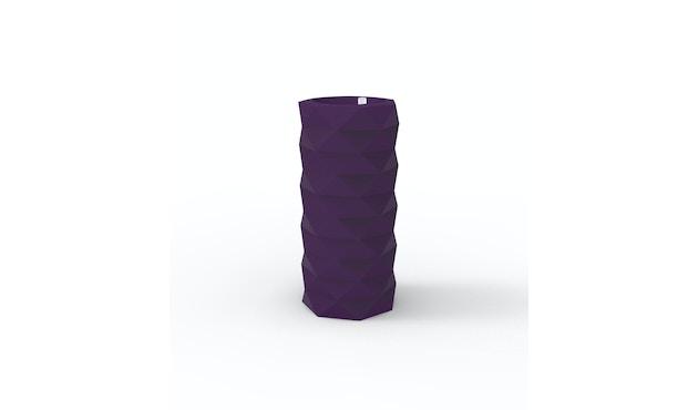 Vondom - MARQUIS Blumentopf - pflaume - Ø 30 x 82 cm - Bewässerungssytem - 1