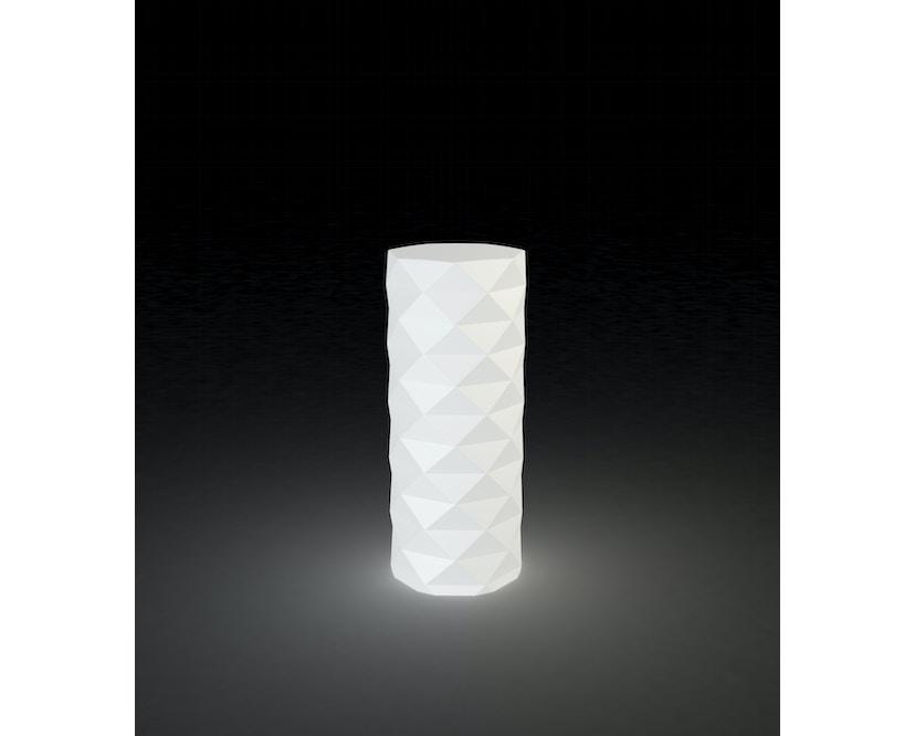 Vondom - MARQUIS Bodenleuchte - weiß - Ø 30 x 82 cm - weiße LED - 2