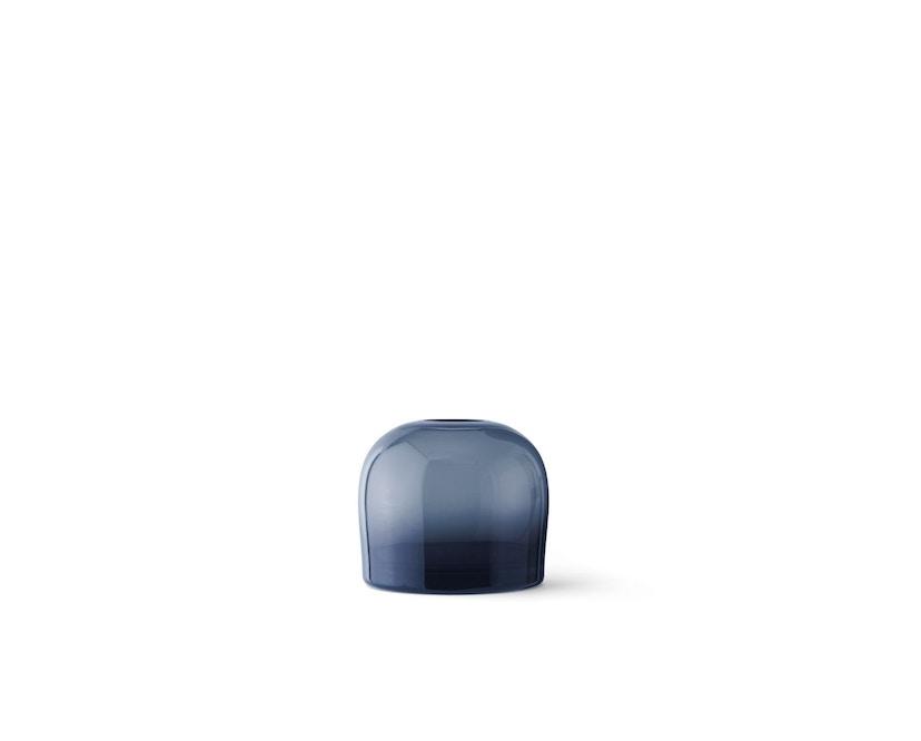 Menu - Troll Vase M - mitternachtsblau - 0
