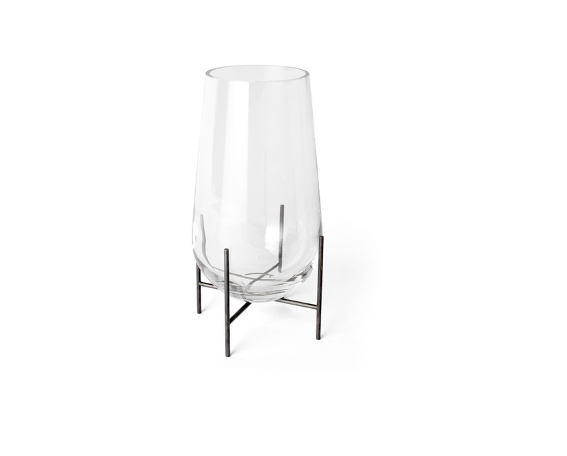 Menu - Echasse Vase - klarglas - 1