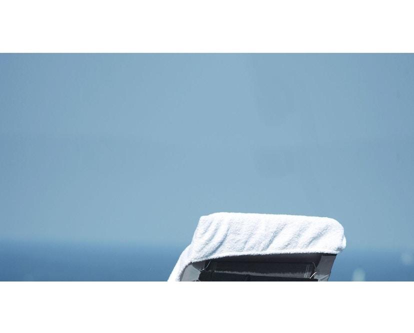 Jan Kurtz - Frottier Auflage - weiß - 0