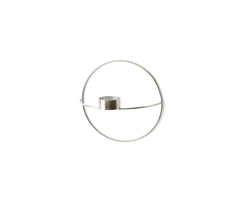Menu - POV Circle Teelichthalter - schwarz - S - 3