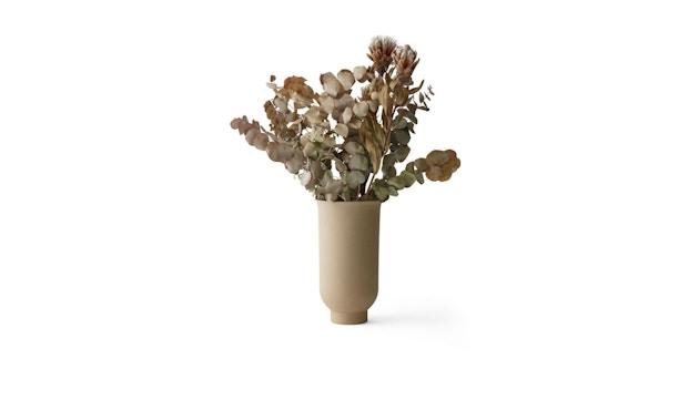 Menu - Cyclades Vase L - Sand - 0