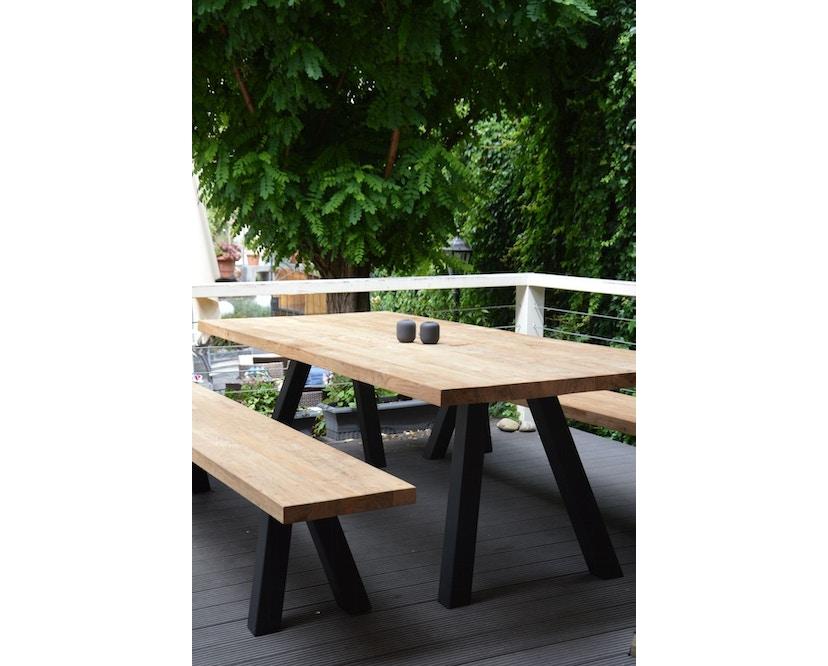 Jan Kurtz - Bradford Outdoor Tisch - 240 cm - schwarz - 1