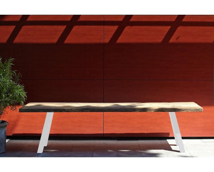Jan Kurtz - Bradford Tafel - wit - Breedte 240 cm - 3