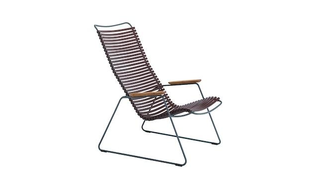 Houe - Click Lounge Stuhl - Pflaume - 1