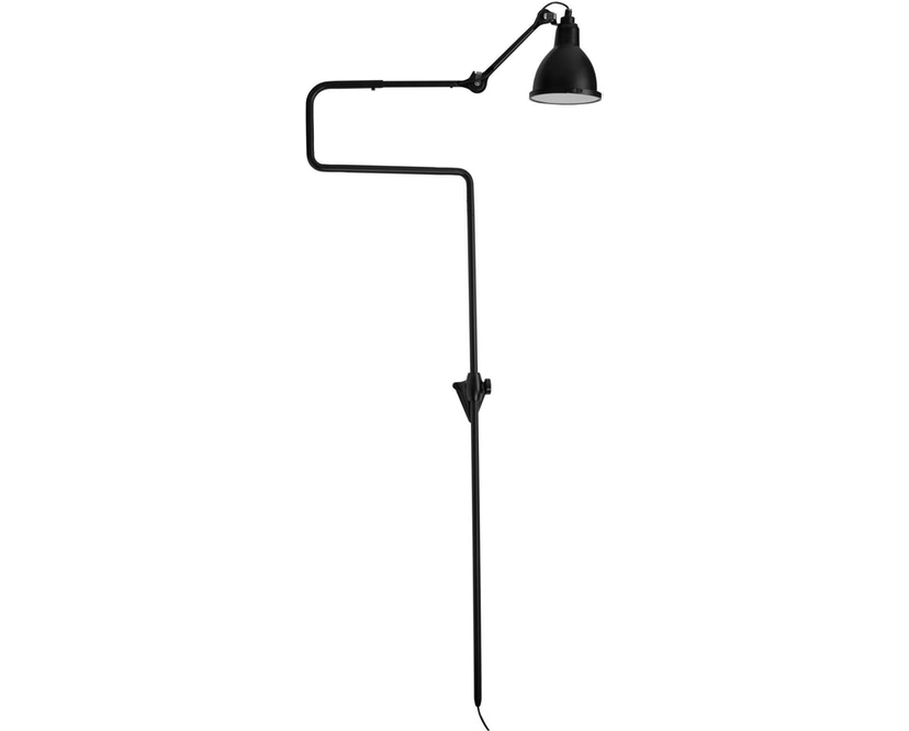 DCW éditions - LAMPE GRAS N°217 XL OUTDOOR SEASIDE Wandleuchte - schwarz - 1