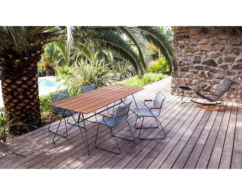 Houe - Sketch Outdoor Tisch - Bambus - 3