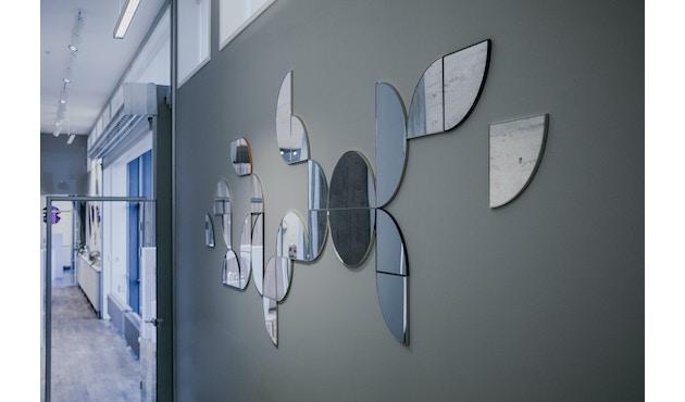 Unity Quarter Circle Mirror