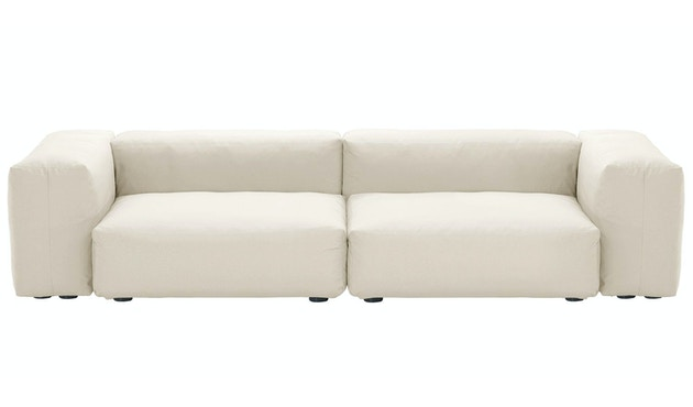 Medium 2-Sitzer Sofa Outdoor